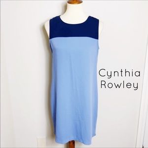 Color-Block Dress By Cynthia Rowley